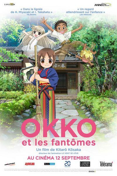 Okko et les fant%c3%b4mes affiche