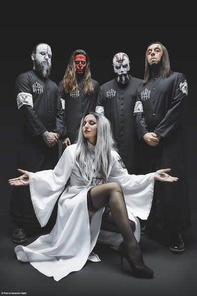 Band photo lacuna coil