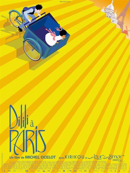 Dilili %c3%a0 paris affiche