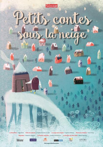 Affiche les petits contes sous la neige