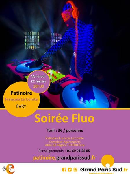 Soiree fluo 2019