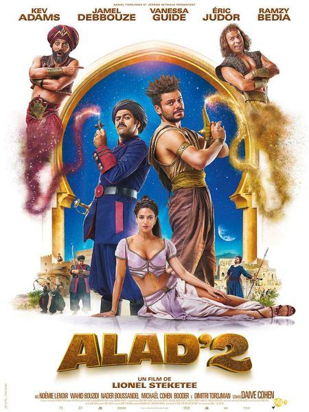 Alad 2 affiche