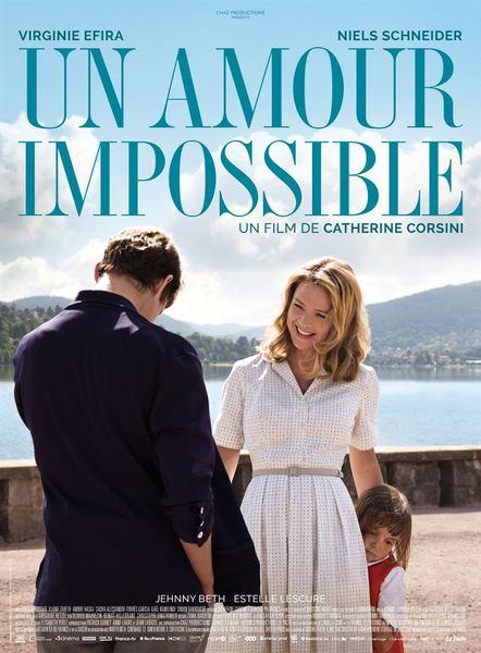 Un amour impossible affiche