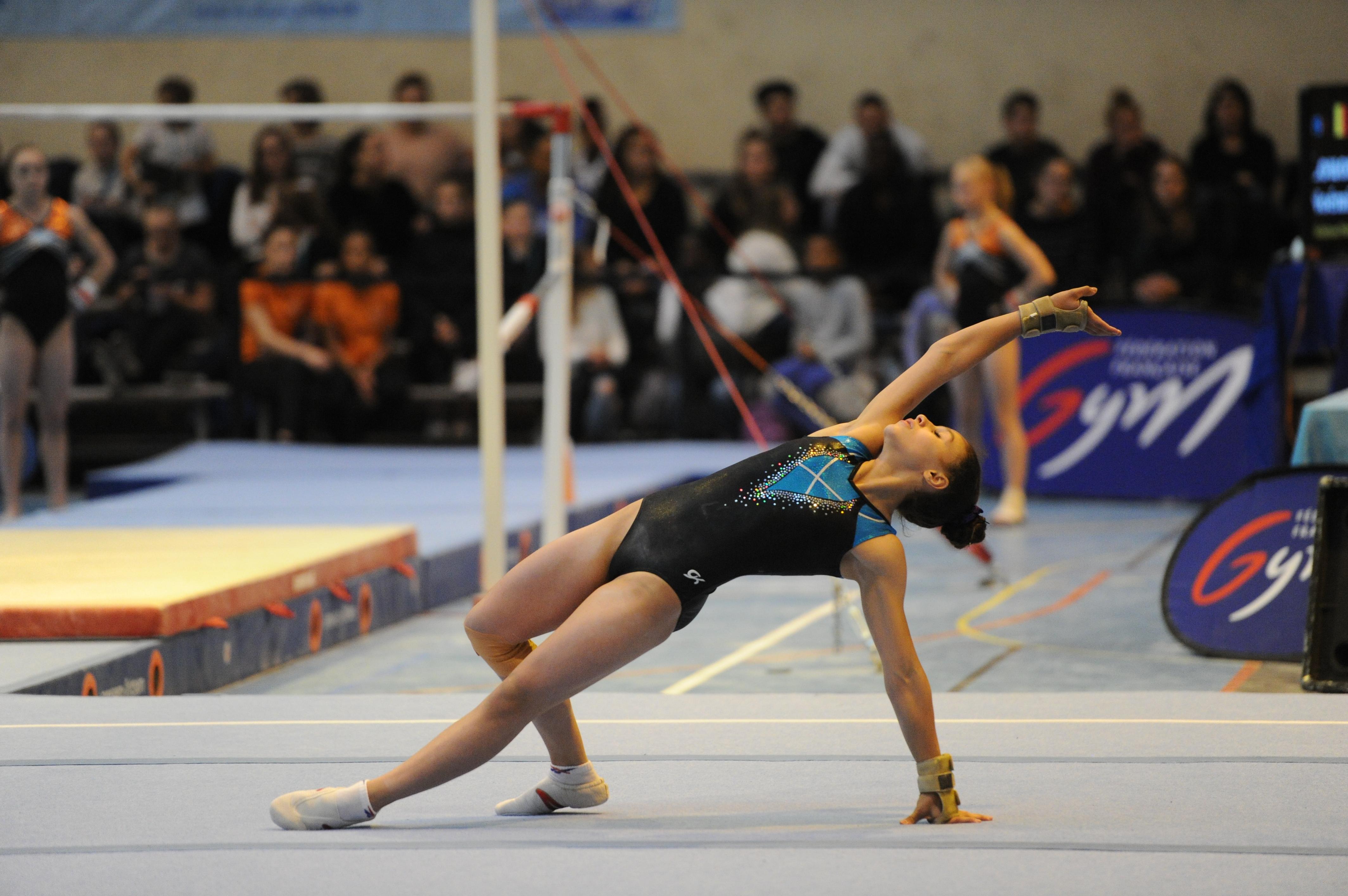 22ème Tournoi International de Gymnastique Artistique Féminine de  Combs-la-Ville - Portail sortir GPS cab342e78fc