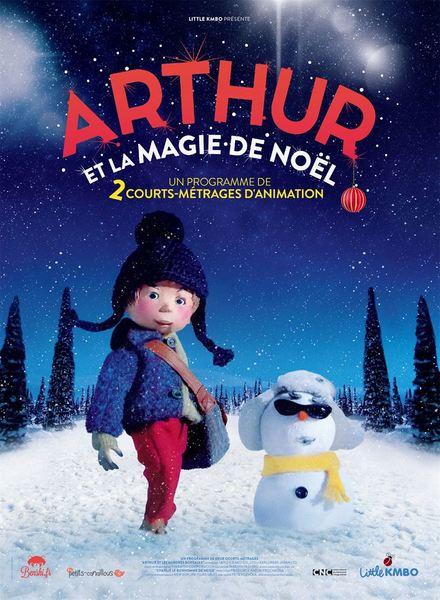 Arthur et la magie de no%c3%abl affiche