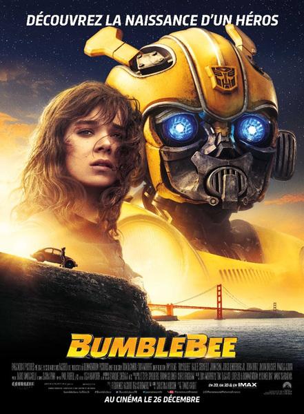 Bumbblebee affiche