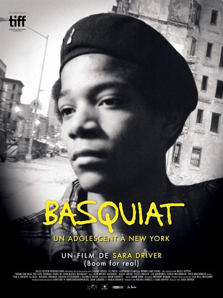 Basquiat affiche