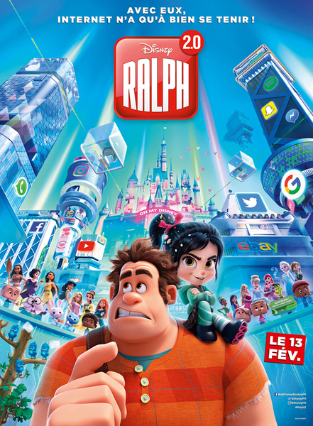 Ralph 2 affiche