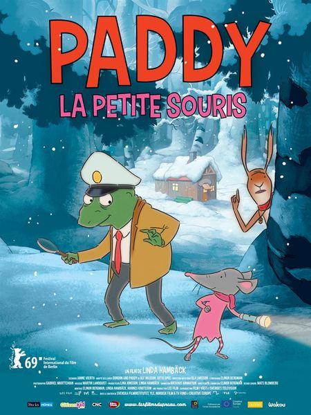 Paddy la petite souris affiche