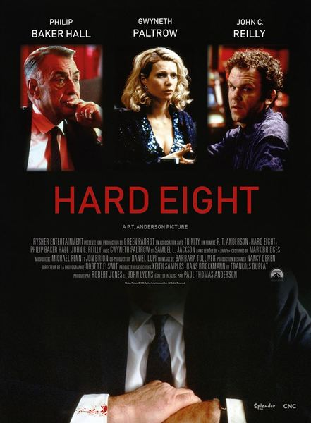 Hard eight affiche