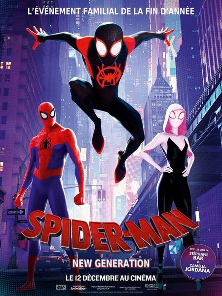 Spider man affiche
