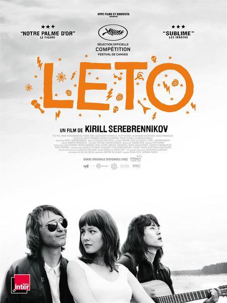 Leto affiche