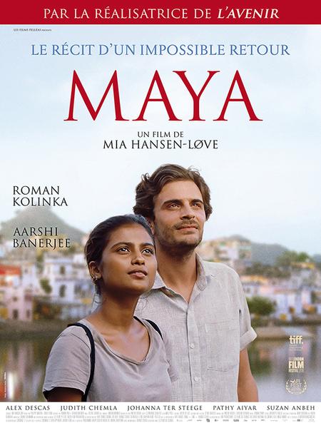 Maya affiche