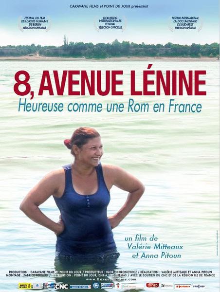 8 avenue l%c3%a9nine affiche