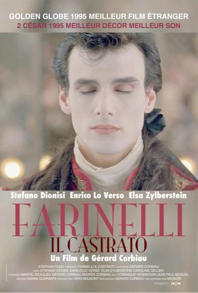 Farinelli affiche