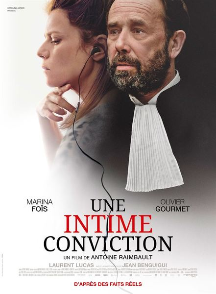 Une intime conviction affiche