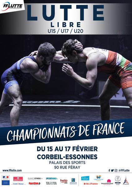 Fflda   france libre u15u17u20   fev2019