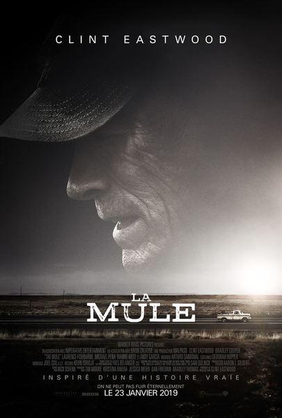 La mule affiche
