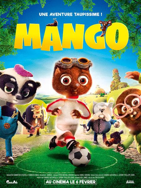 Mango affiche