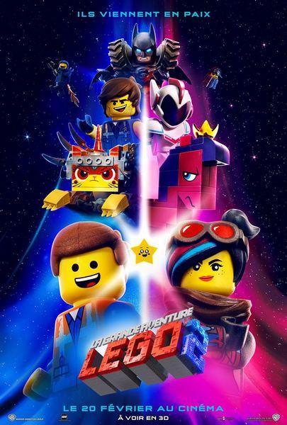 La grande aventure lego 2 affiche