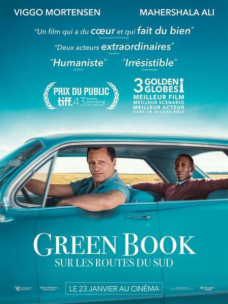 Green book affiche