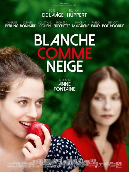 Blanche comme neige affiche
