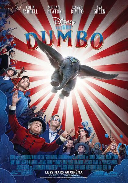 Dumbo affiche