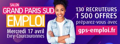 Salon Grand Paris Sud Emploi