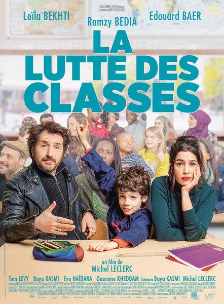 La lutte des classe affiche