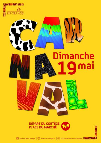 Flyer a5 carnaval 2019