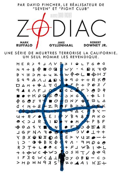 Zodiac affiche