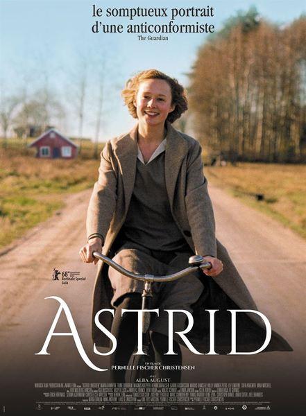 Astrid affiche