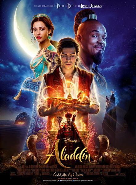 Aladdin affiche