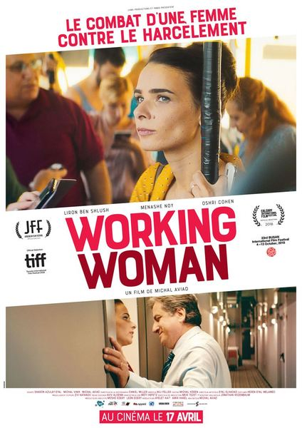 Working woman affiche