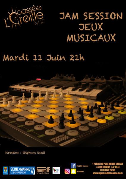 Jam jeux musicaux